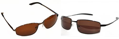 очки с металлической оправы
