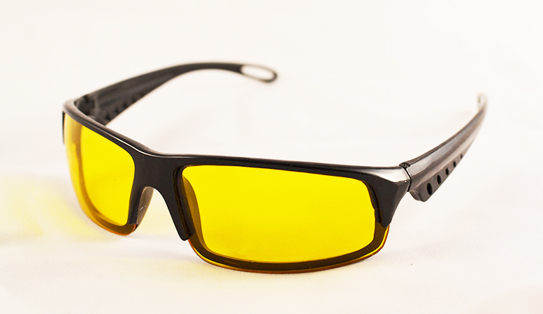 черные солнцезащитные очки с поляризатором оптом