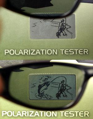 как определить поляризационные солнцезащитные очки полароиды